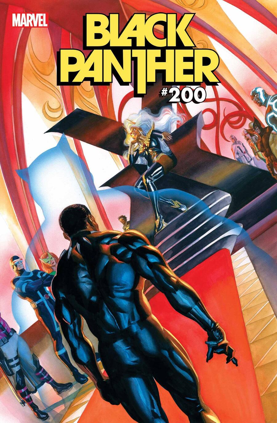 Black Panther' Celebrates 200th Issue with Giant-Sized Spectacular   Marvel