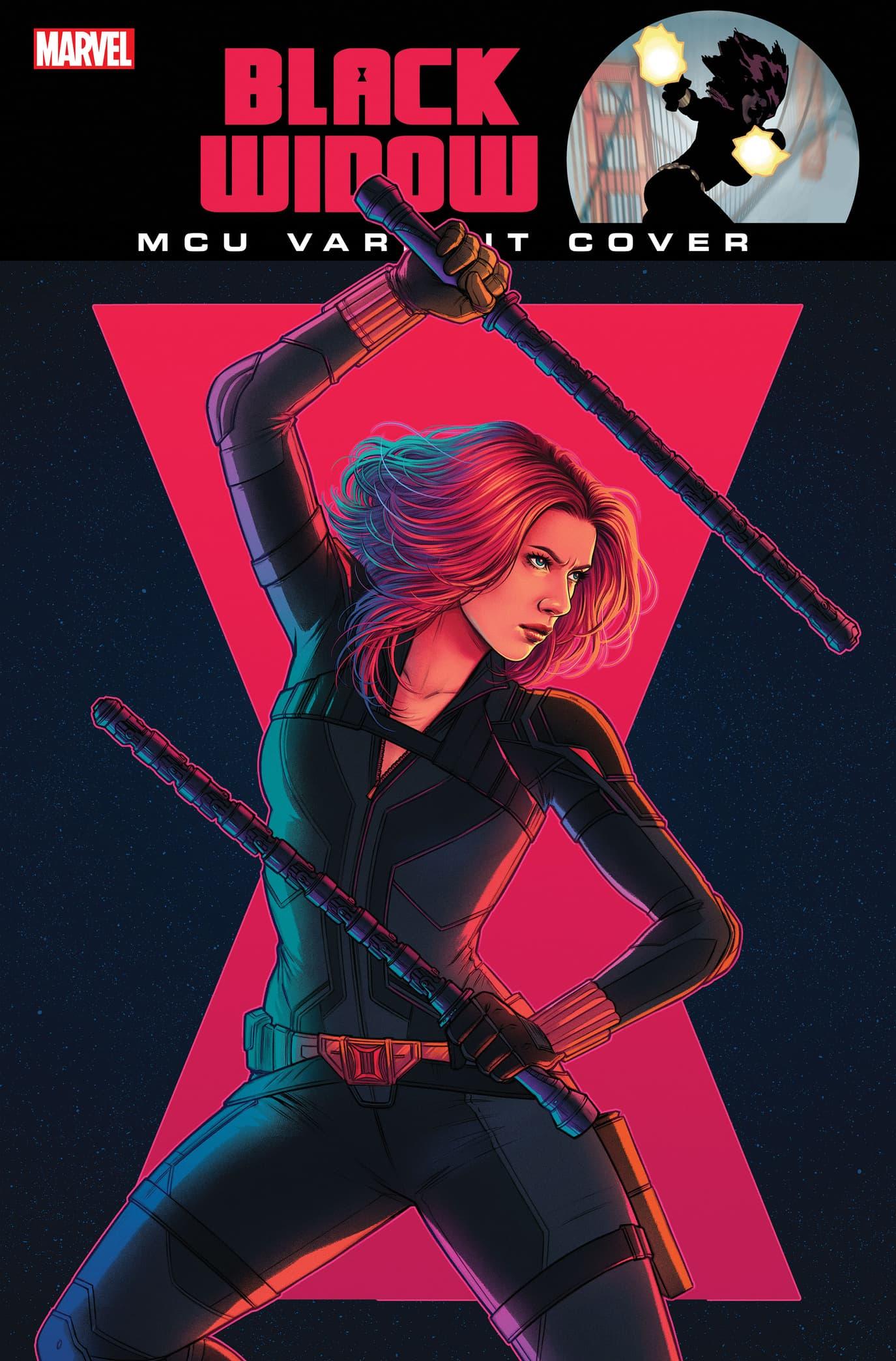 Black Widow #3 variant