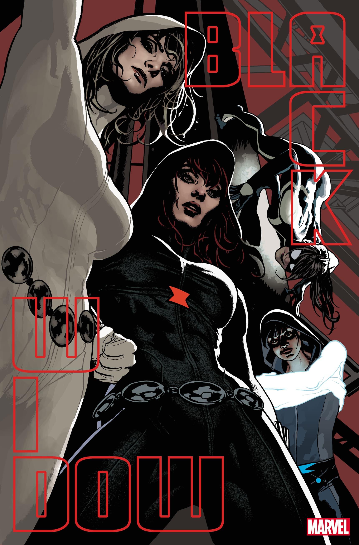 Black Widow #12 Cover by Adam Hughes