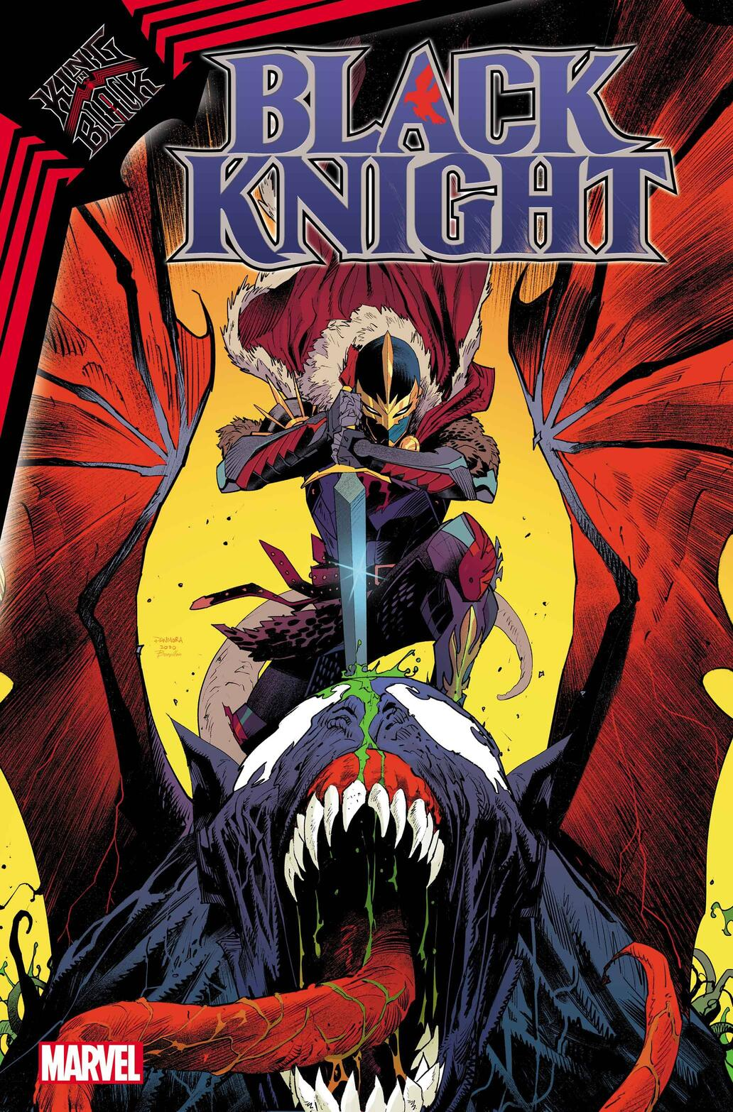King in Black: Black Knight