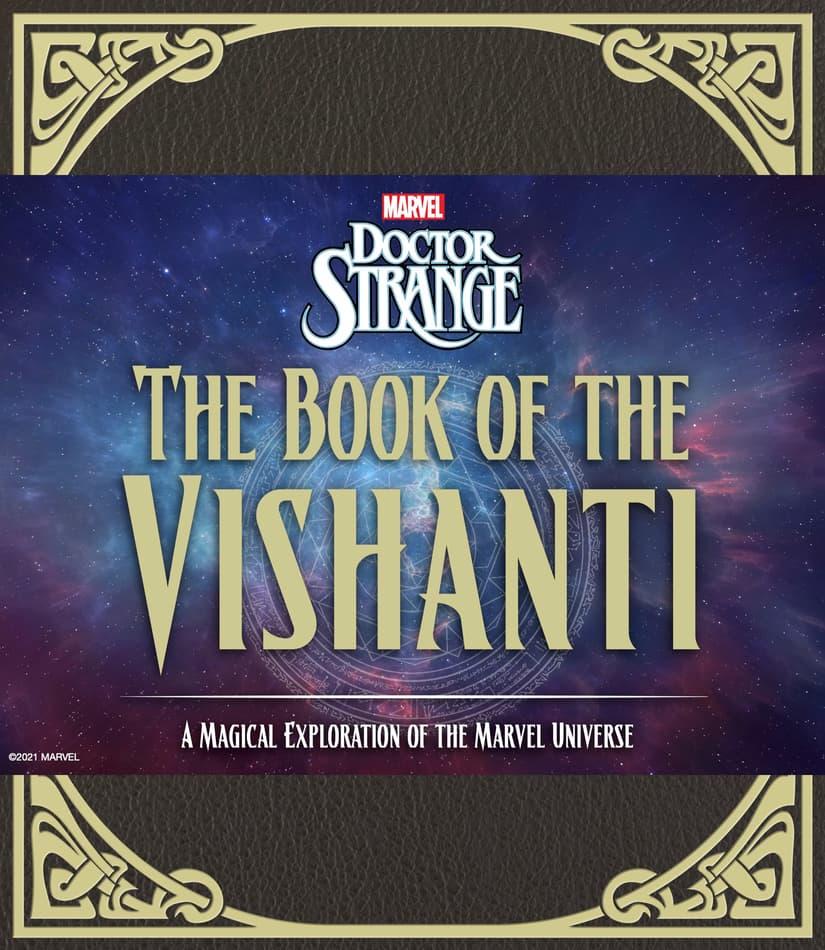 Doctor Strange: The Book of the Vishanti