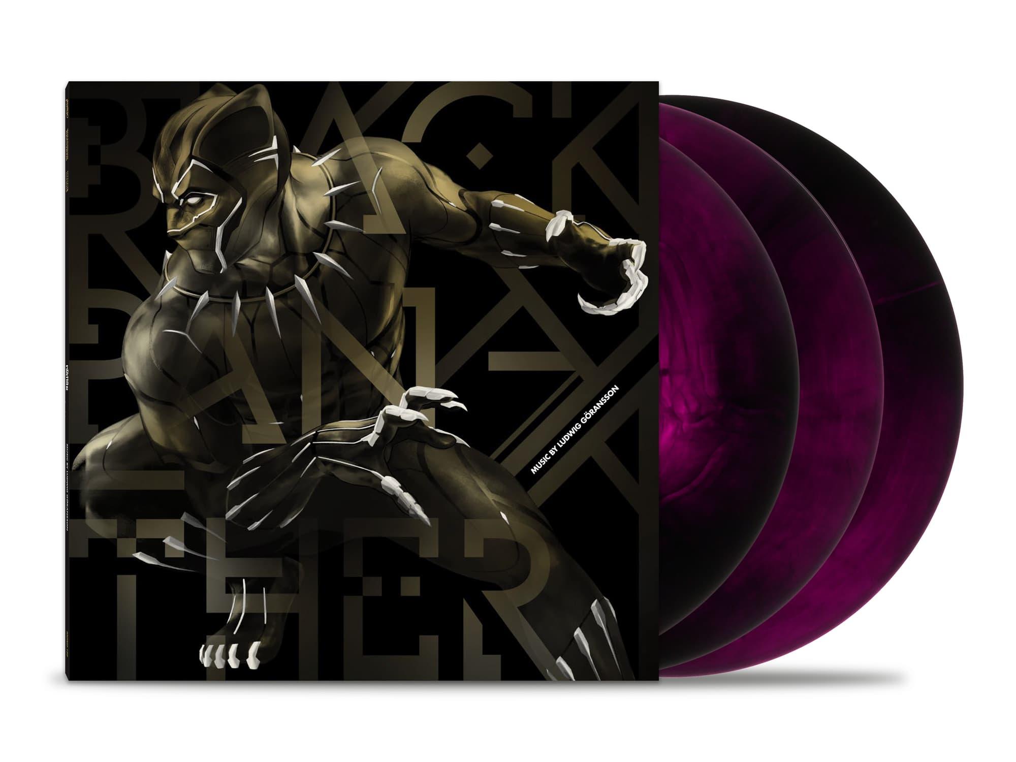 Mondo Black Panther Vinyl