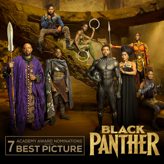 Black Panther - Oscars Best Picture