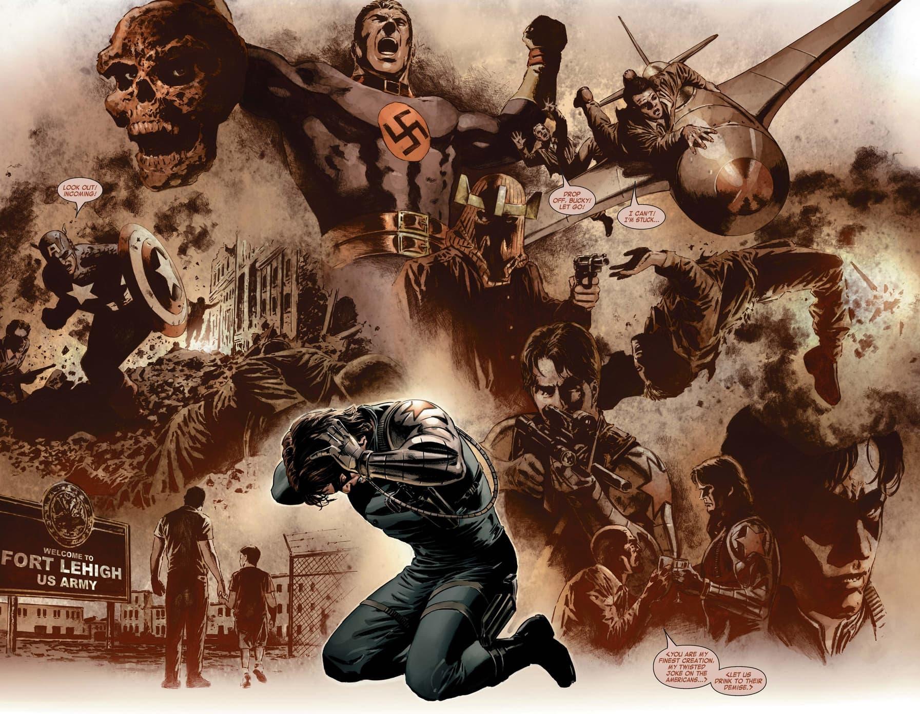 Bucky_Winter Soldier