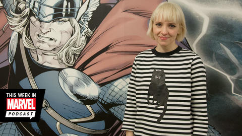 Image for Sherri DuPree-Bemis Joins The Marvel Podcast