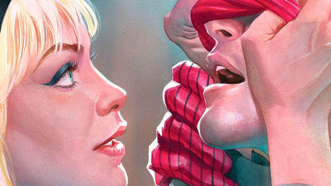 Image for GWEN STACY: LOST LOVE