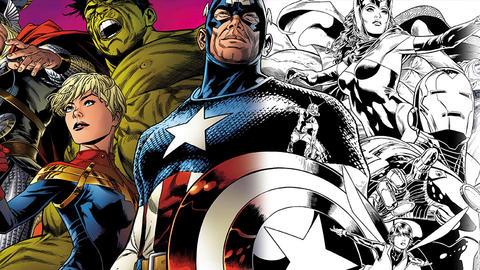 Image for Marvel Legacy Takes Hold this Fall