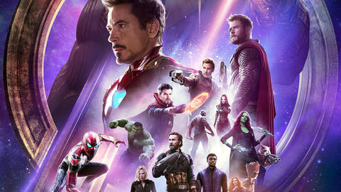 Image for Check Out the Latest Marvel Studios' 'Avengers: Infinity War' Posters
