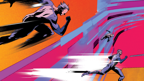 Image for Saladin Ahmed Goes Inside the Mind of Quicksilver