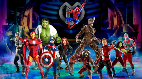 Image for Marvel Universe Live! Announces New Show