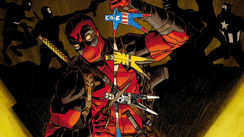 Image for Deadpool Kills the Marvel Universe Again: Back in Business