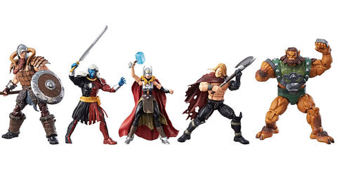 Image for SDCC Exclusive: Battle for Asgard