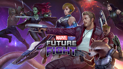 Image for Your Man At Marvel #18: Marvel Future Fight's Second Year Anniversary