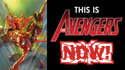 Image for ASSEMBLE! Watch a Special Trailer for Waid & Del Mundo's AVENGERS!
