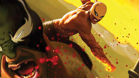 Image for Iron Fist: Boss Level
