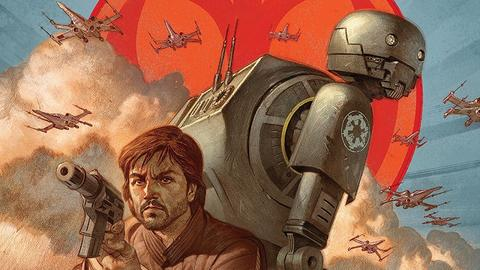 Image for Star Wars Spotlight: Cassian & K-2SO