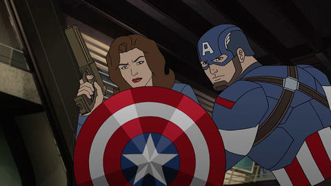 Image for Hear Hayley Atwell Voice Agent Carter in 'Marvel's Avengers: Secret Wars'