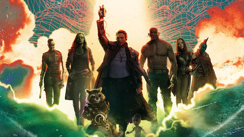 Image for Join RealD 3D for a Guardians of the Galaxy Double Feature