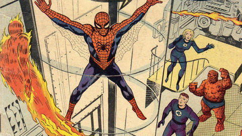 Image for Schooling Spider-Man: Fundraising Follies