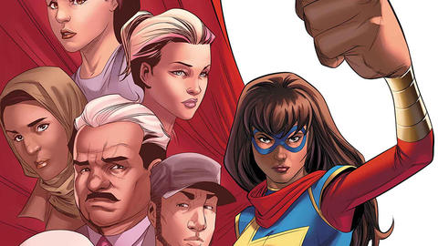 Image for Psych Ward: Ms. Marvel