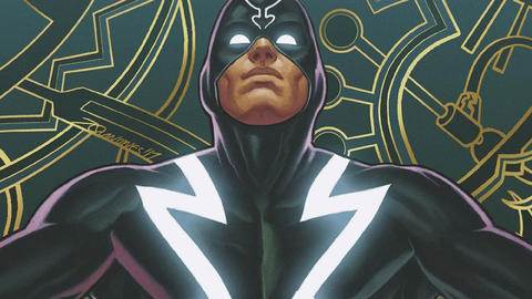 Image for Psych Ward: Black Bolt