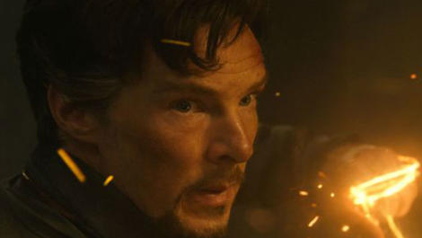 Image for Benedict Cumberbatch and Benedict Wong on Marvel Studios' 'Doctor Strange'