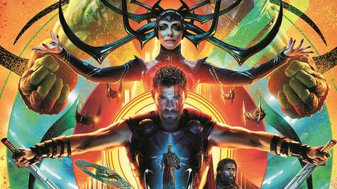 Image for 'Thor: Ragnarok' Official Collector's Edition Book