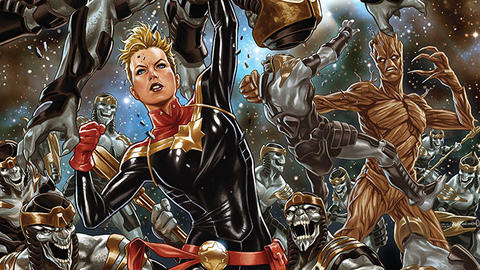 Image for Secret Empire Exposed: Captain Marvel