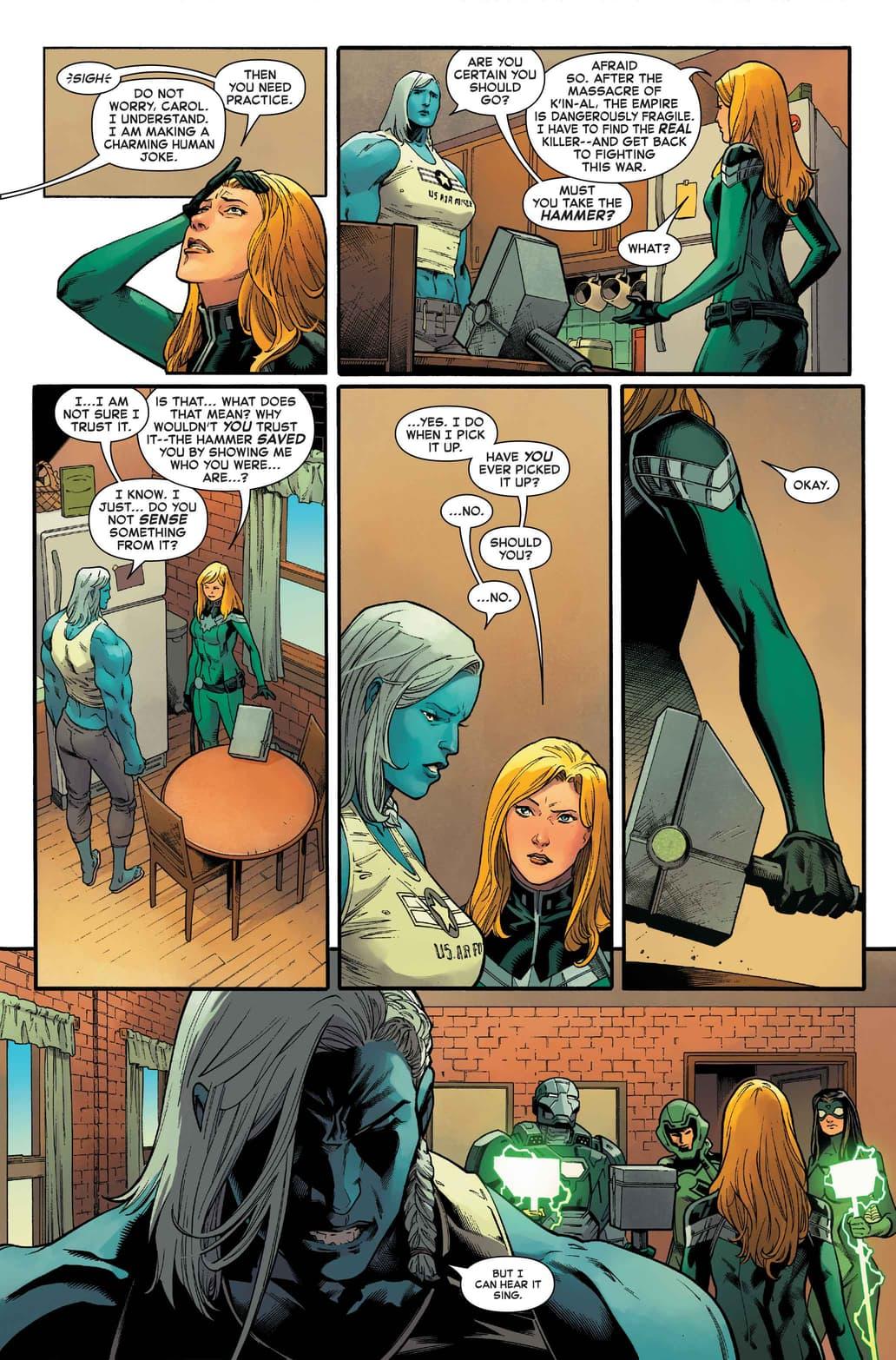 Captain Marvel #20