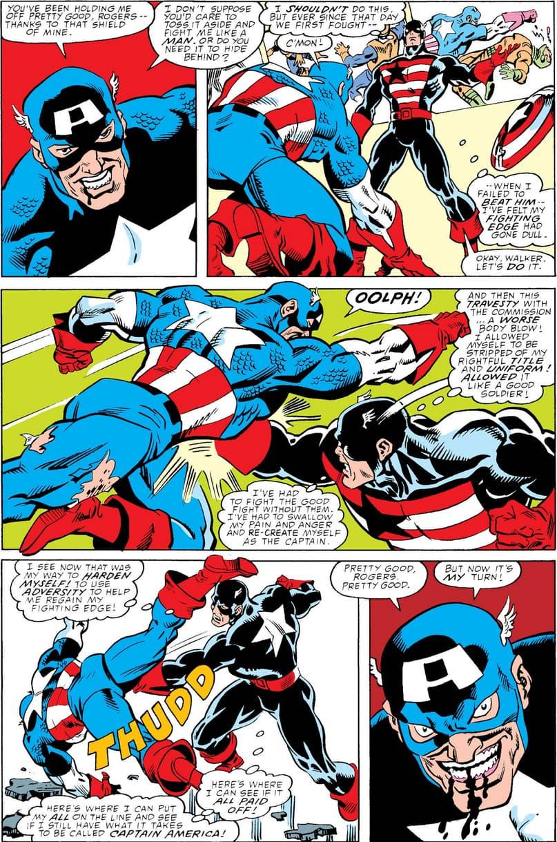 Cap vs. Cap