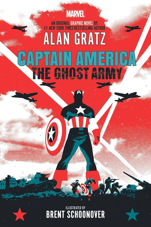 Captain America: The Ghost Army