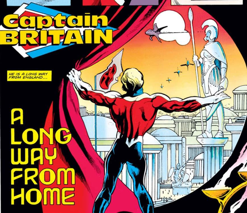 Captain Britan