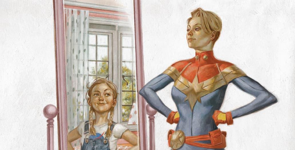 life of captain marvel #2 ile ilgili görsel sonucu