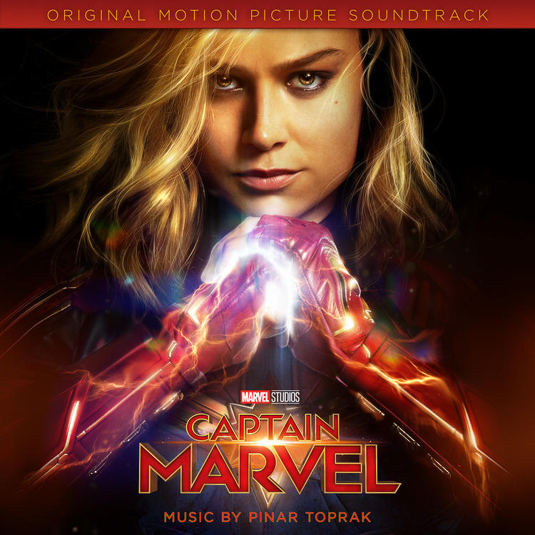 Captain Marvel Original Soundtrack