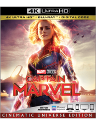 Captain Marvel (Movie, 2019) Trailer, Release Date, Cast, Poster