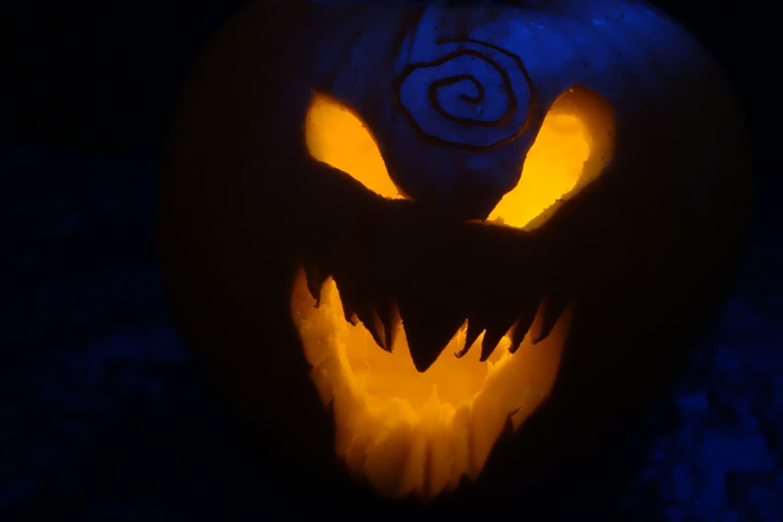 Carnage pumpkin