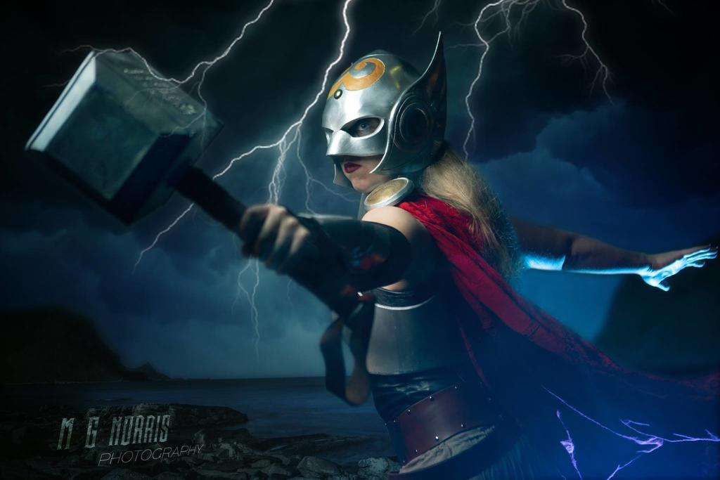 Casey Hardy as Thor