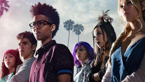 Image for New 'Marvel's Runaways' Poster Shows the Young Heroes United