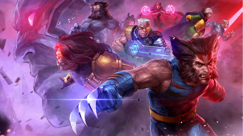 "Image for ""Marvel Future Fight"" Enters the Age of Apocalypse"
