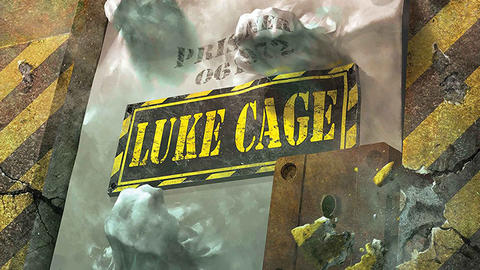 Image for Luke Cage: Begin Again