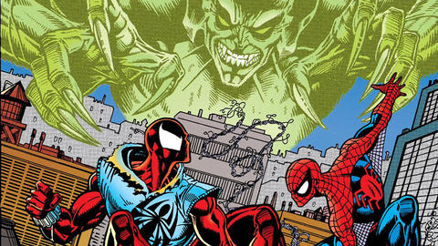 Image for The History of Spider-Man: 1995