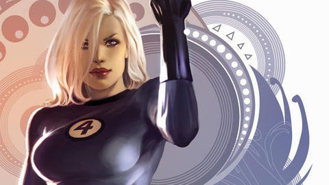 Image for Women's History Month: Invisible Woman