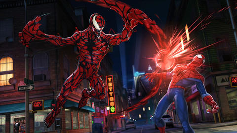 Image for Entering Marvel Contest of Champions: Carnage