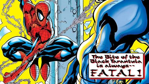 Image for The History of Spider-Man: 1997