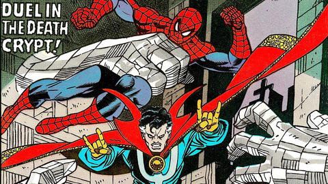 Image for The History of Spider-Man: 1976