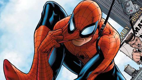 Image for The History of Spider-Man: 2008