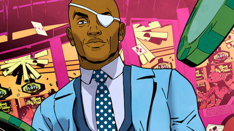 Image for Nick Fury: Suiting Up the Super Spy