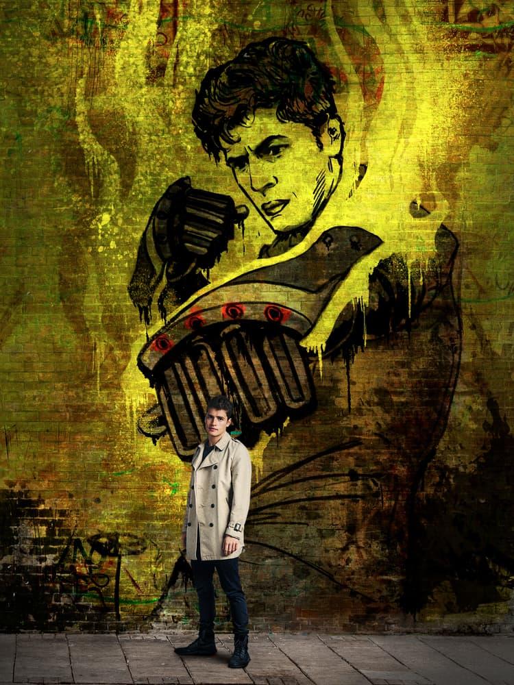 Marvel's Runaways - Chase Stein
