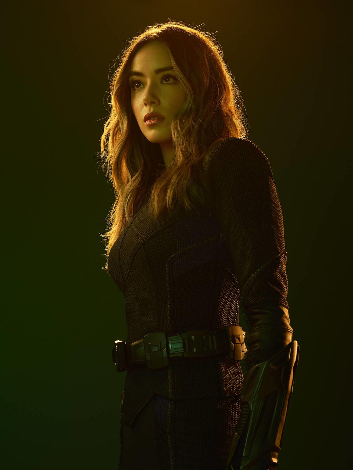 CHLOE BENNET AS DAISY 'QUAKE' JOHNSON'