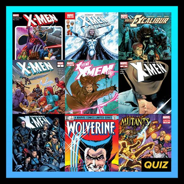 Marvel Insider CHRIS CLAREMONT AND THE X-MEN QUIZ Take the quiz and test your knowledge of Chris Claremont and the X-Men!